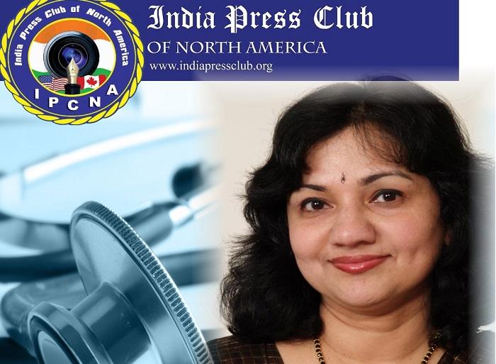 ഇന്ത്യപ്രസ്സ് ക്ലബ് ബെസ്റ്റ് ഡോക്ടർ അവാർഡ് ഡോ:സാറാ ഈശോക്ക്