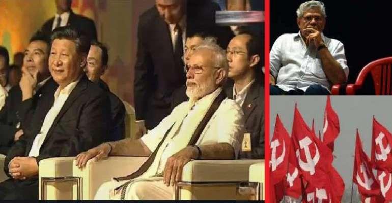 ചൈനീസ് പ്രസിഡന്റ് ഷി ജിന്പിങ് സീതാറാം യെച്ചൂരി അടക്കമുള്ളവരുടെ അപേക്ഷ തള്ളി , ഇടതു നേതാക്കളുമായി കൂടിക്കാഴ്ച നടത്തില്ല