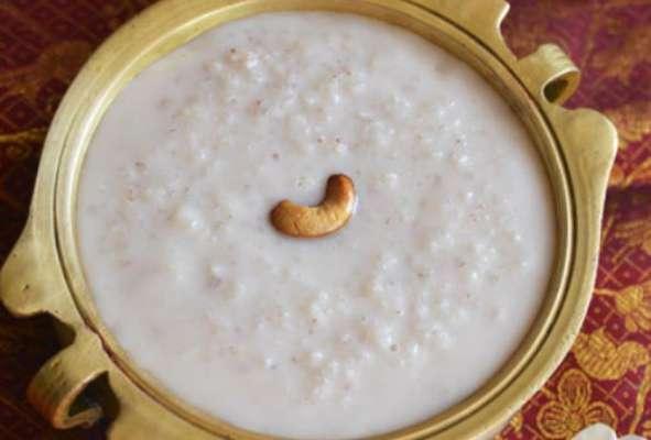 പാല് പായസം