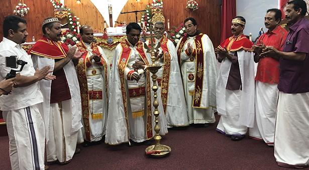 റ്റാമ്പാ സേക്രഡ് ഹാര്ട്ട് ദേവാലയത്തില് ദശാബ്ദി ആഘോഷങ്ങള്ക്ക് തുടക്കമായി