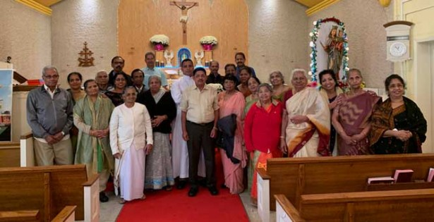 ഡിട്രോയിറ്റ് സെന്റ് മേരീസ് ക്നാനായ ഇടവകയില് ഗ്രാന്ഡ് പേരന്റ്സ് സംഗമം നടത്തി