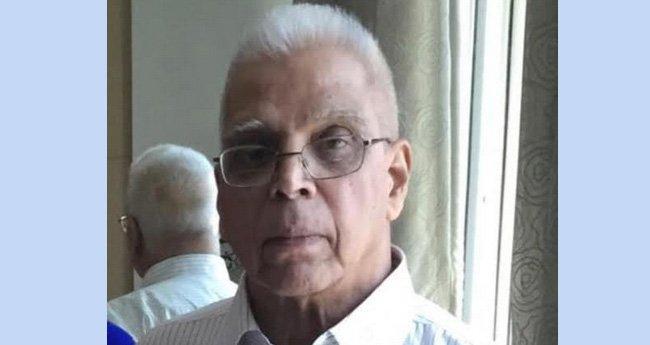 വിൻസെന്റ് ഇമ്മാനുവേലിന്റെ സഹോദരൻ പൂവൻ വർഗീസ് ജോർജ് (84) നിര്യാതനായി