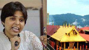 ശബരിമല ദര്ശനത്തിനായി 36 സ്ത്രീകള് ഓണ്ലൈനായി അപേക്ഷ നല്കി.ശബരിമലയിലേക്ക് പോകാനായി വീണ്ടും എത്തുമെന്ന് തൃപ്തി ദേശായി