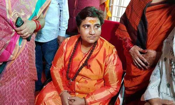 'നാഥൂറാം ഗോഡ്സെ' രാജ്യസ്നേഹി: പാര്ലമെന്റില് വീണ്ടും 'വിവാദ' പ്രസ്താവന ആവര്ത്തിച്ച് പ്രഗ്യാ സിങ് ഠാക്കൂര്