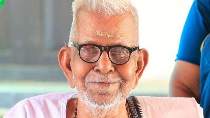 അക്കിത്തം അച്യുതന് നമ്പൂതിരിക്ക് ജ്ഞാനപീഠ പുരസ്കാരം