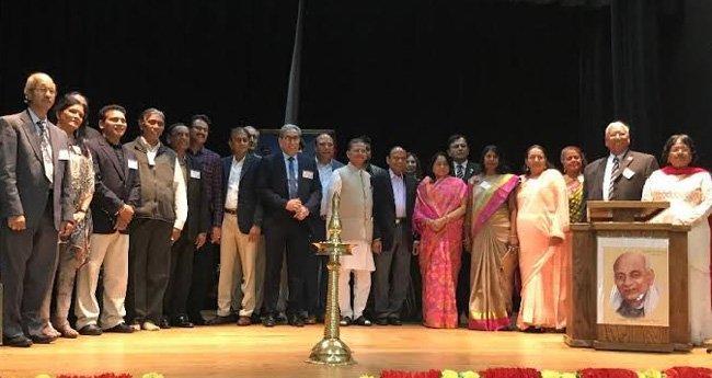 നോർവാക്കിൽ സർദാർ വല്ലഭായ് പട്ടേലിന്റെ ജന്മവാർഷികം ആഘോഷിച്ചു