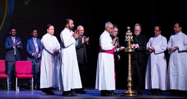 സാന്ഫ്രാന്സിസ്കോ സെന്റ് തോമസ് ദേവാലയ ദശവര്ഷാഘോഷങ്ങള് വര്ണാഭമായി
