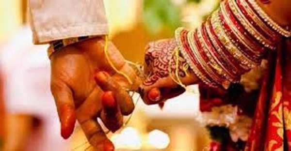വിവാഹം ആരാധനാലയങ്ങളില് നടത്താന് പാടില്ല