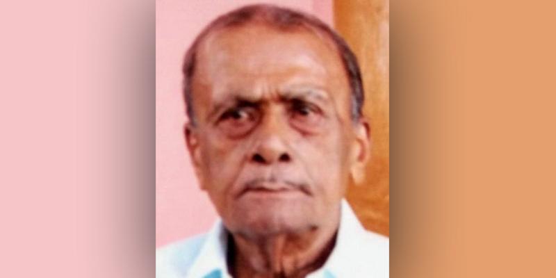 ടെറന്സണ് തോമസിന്റെ പിതാവ് പി.സി. തോമസ് (93) നിര്യാതനായി