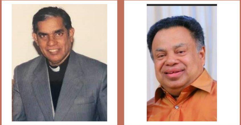 പ്രമുഖ  വേദശാസ്ത്ര പണ്ഡിതൻ റവ.ഡോ. ഇ. സി ജോണിന്റെ നിര്യാണത്തിൽ ഡോ.മാമ്മൻ സി. ജേക്കബ് അനുശോചിച്ചു