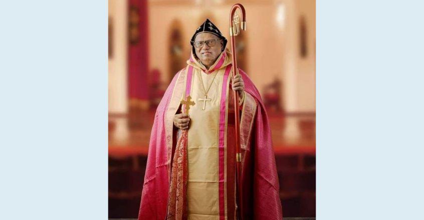 ഡോ.ഗീവർഗീസ് മാർ തിയഡോഷ്യസ് സഫ്രഗൻ മെത്രാപ്പോലീത്താ നവംബർ14ന് സ്ഥാനമേൽക്കും