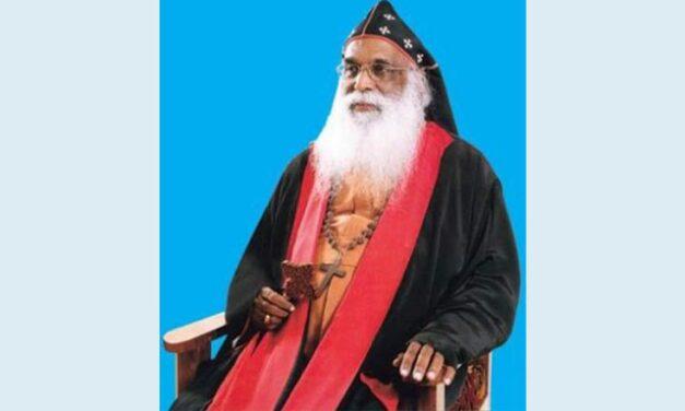 മാർത്തോമ്മാ സഭയുടെ അമരക്കാരന് കൈരളി ആർട്സ് ക്ലബ് ഓഫ് നോർത്ത് ഫ്ലോറിഡയുടെ ആദരാഞ്ജലി
