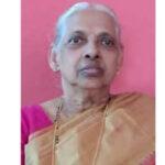 മേരിക്കുട്ടി ജെറോം (77), മേപ്രത്തുശ്ശേരി, മുട്ടാര് നിര്യാതയായി