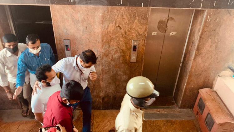 ബിനീഷ് കോടിയേരി എൻസിബി കസ്റ്റഡിയിൽ, ചോദ്യം ചെയ്യൽ രണ്ടാം ദിവസം, സഹകരിക്കുന്നില്ലെന്ന് ഉദ്യോഗസ്ഥർ