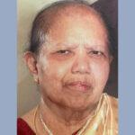 മറിയാമ്മ ജെ. ജേക്കബ്, (പൊടിയമ്മാമ്മ – 88), നിര്യാതയായി