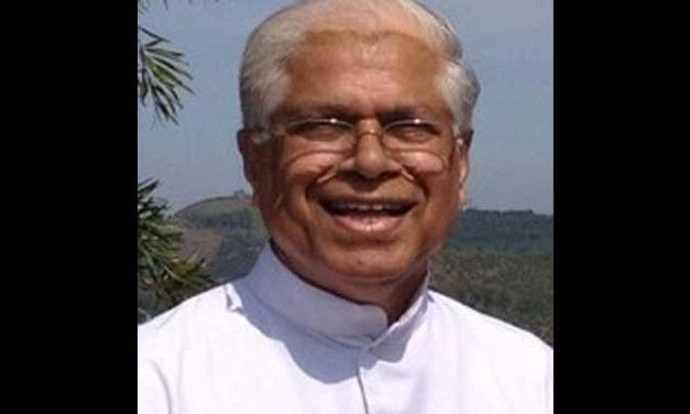 റവ.ഡോ.ജോര്ജ് മഠത്തിപ്പറമ്പിലിന്റെ പേരില് അവാര്ഡ് സ്ഥാപിച്ചു