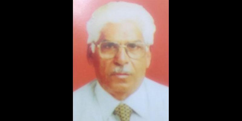 വി.എം. കോശി (86 ഭോപ്പാല്/ഫ്ലോറിഡ) അന്തരിച്ചു