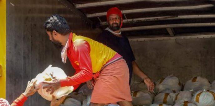 ലോക്ക്ഡൗണ് കാലത്ത് ആലപ്പുഴയില് വിതരണം ചെയ്തത് അഞ്ചേ മുക്കാല് ലക്ഷം സൗജന്യ കിറ്റുകള്