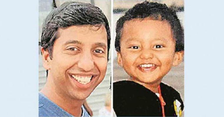 താമ്പയില് യുവമലയാളി എഞ്ചിനീയറും മകനും കടലില് മുങ്ങി  മരിച്ചു