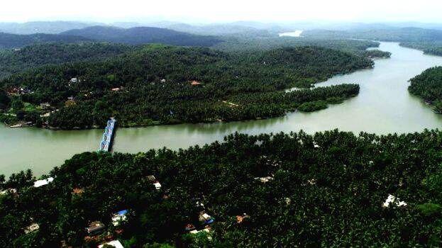 ഇക്കോ ടൂറിസത്തെ കാത്ത് കണയങ്കോട് പുഴ