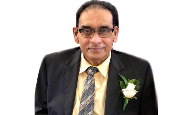 ഡോ. പ്രസാദ് എബ്രഹാം (69) നിര്യാതനായി