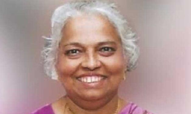 ഏലിക്കുട്ടി തോമസ് (അമ്മിണി, 84) ന്യൂയോര്ക്കില് അന്തരിച്ചു