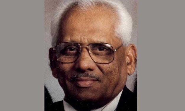 എബ്രഹാം ടി മാത്യു (91) ചിക്കാഗോയിൽ അന്തരിച്ചു